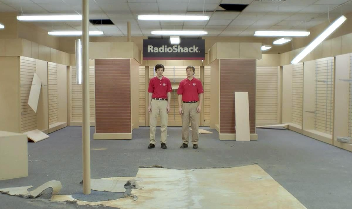 Goodbye Radio Shack | IS301 com