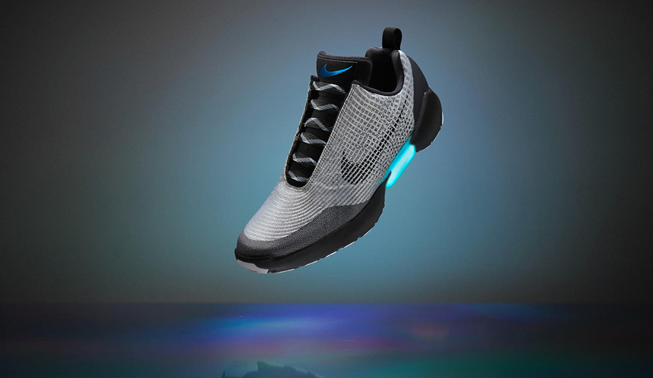 Nike has announced that it's HyperAdapt self-lacing sneakers will finally,  FINALLY, be available on November 28th. You can read the press release at  this ...