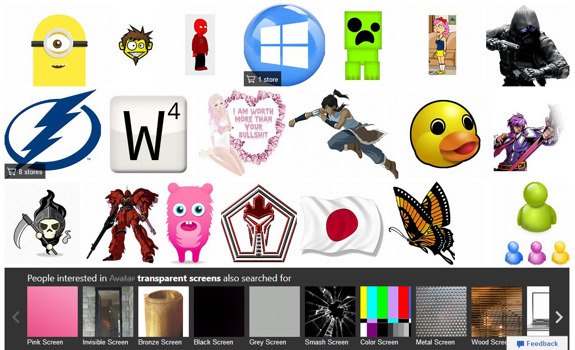 Avatar transparent screen - Bing image search results