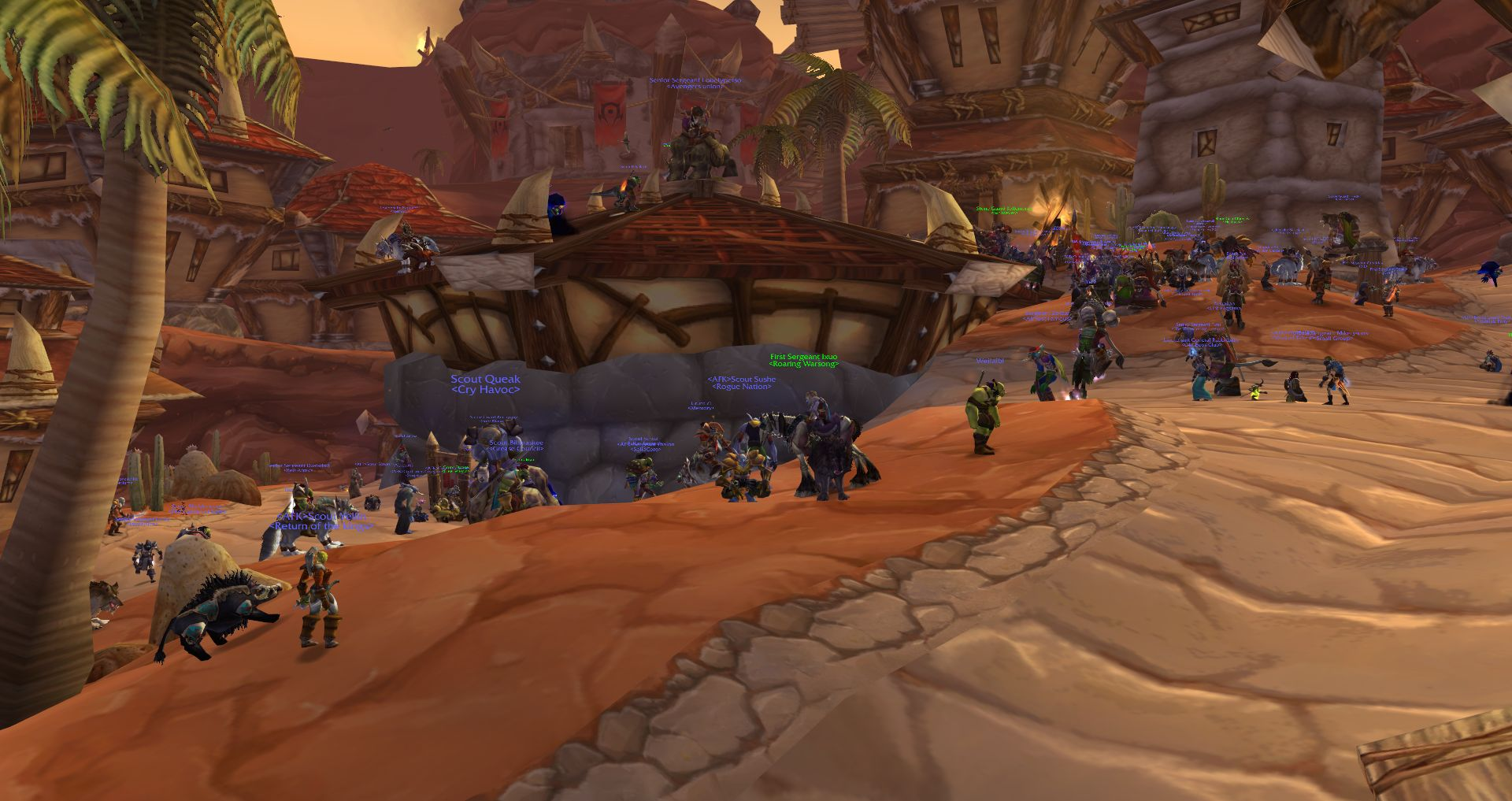 Orgrimmar on Anathema
