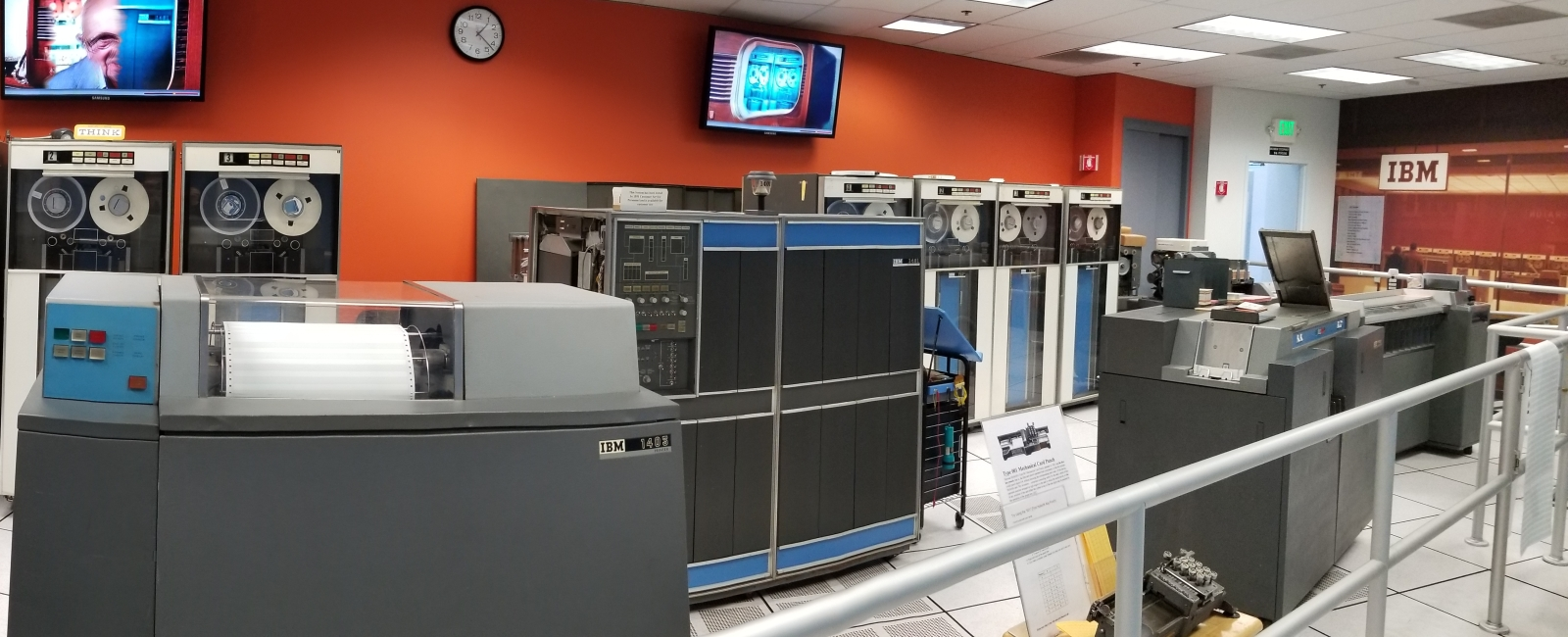 IBM 1403 Mainframe