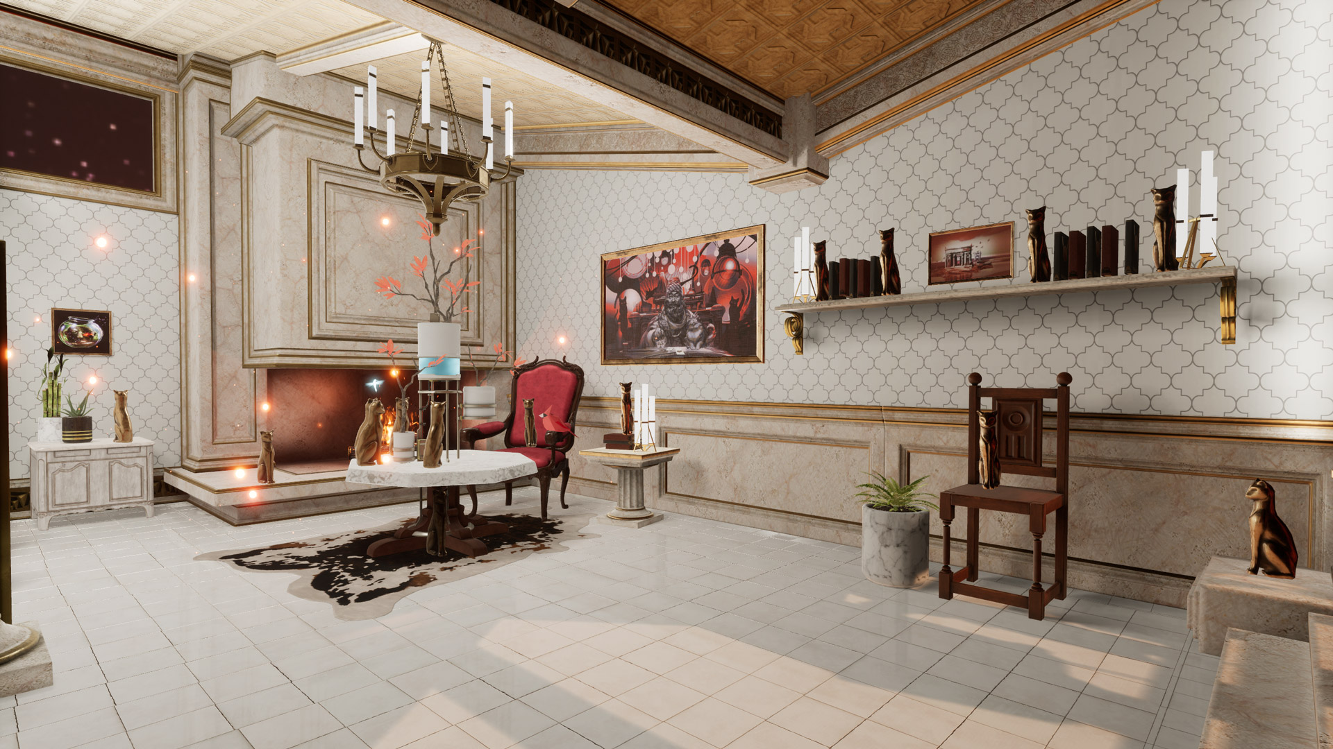Oculus Home (not mine)