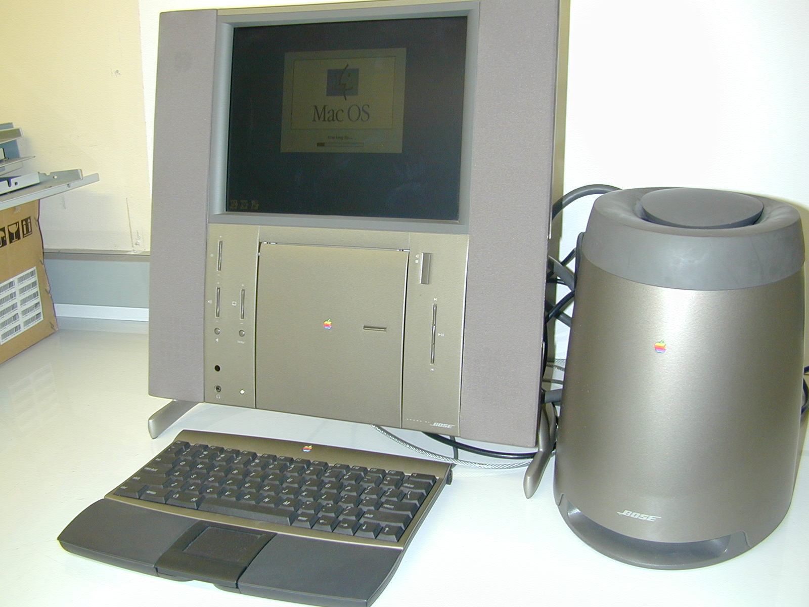 The TAM, or Twentieth Anniversary Mac